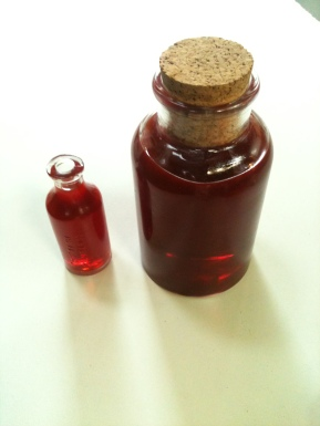 St John's Wort Oil 2010