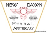 Apothecary's Garden- New Dawn Herbal Apothecary