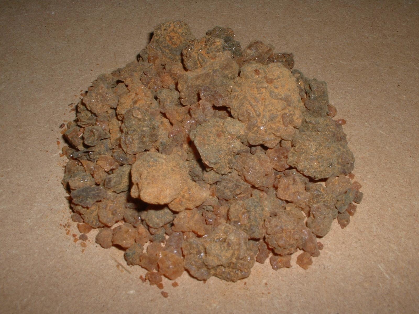 Fresh Ethiopian Myrrh
