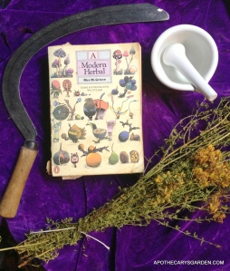 "Mrs. Grieves,""A Modern Herbal"" A classic and indispensable resource for every Herbalist, Apothecary and Wildcrafter"