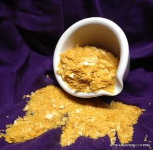 Mustache wax recipe. Carnauba wax raw flakes Put some dash in your stache
