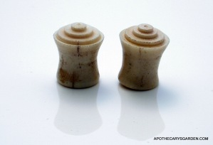Deer Antler Plugs