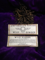 Wild Ginger Sampler. A 10 gram introduction to cooking with Wild Ginger.