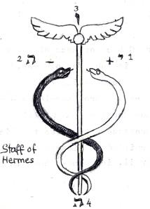 staff of hermes-janeadamsart