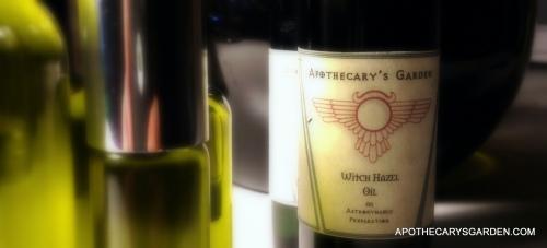 Witch Hazel Oil-2014