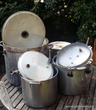 how to build a still for home use