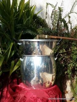 Couscousierre pot still