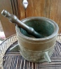 13 Kg. Mortar and Pestle-Fez